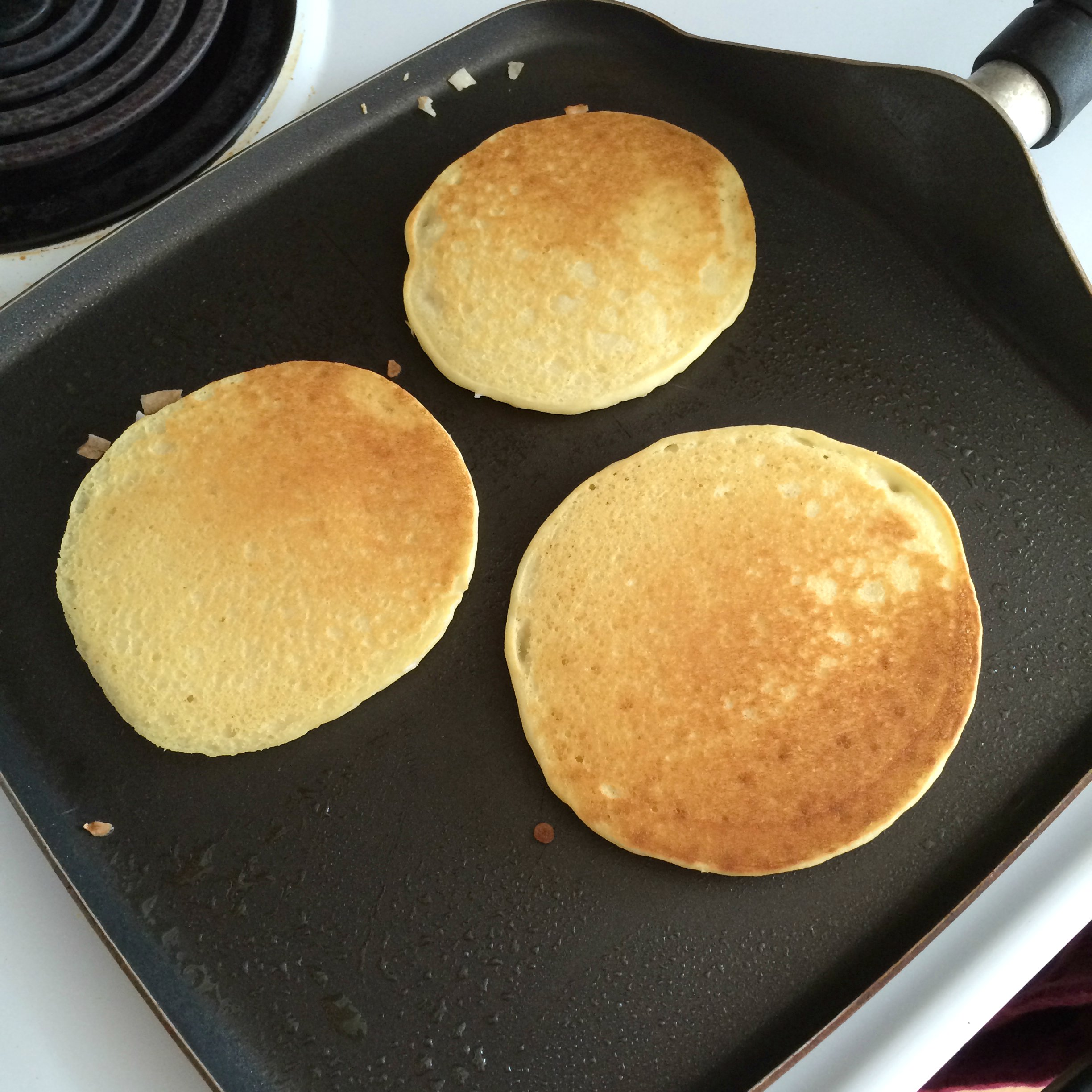 Homemade Pancakes The Sisters Kitchen