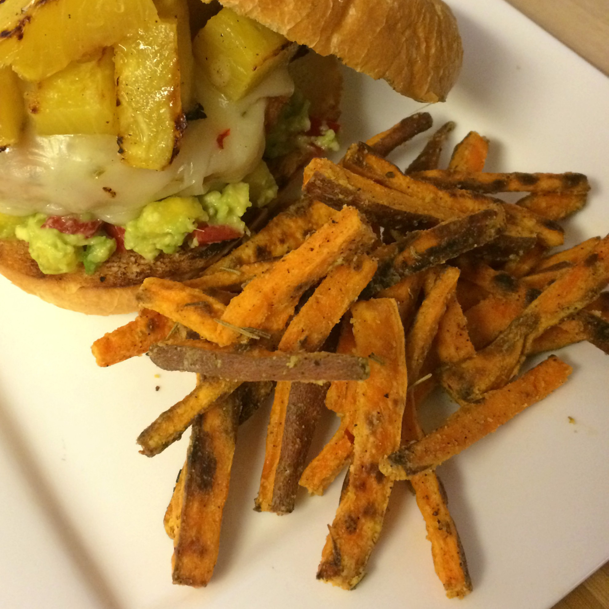Crispy Rosemary Sweet Potato Fries – The Sisters Kitchen