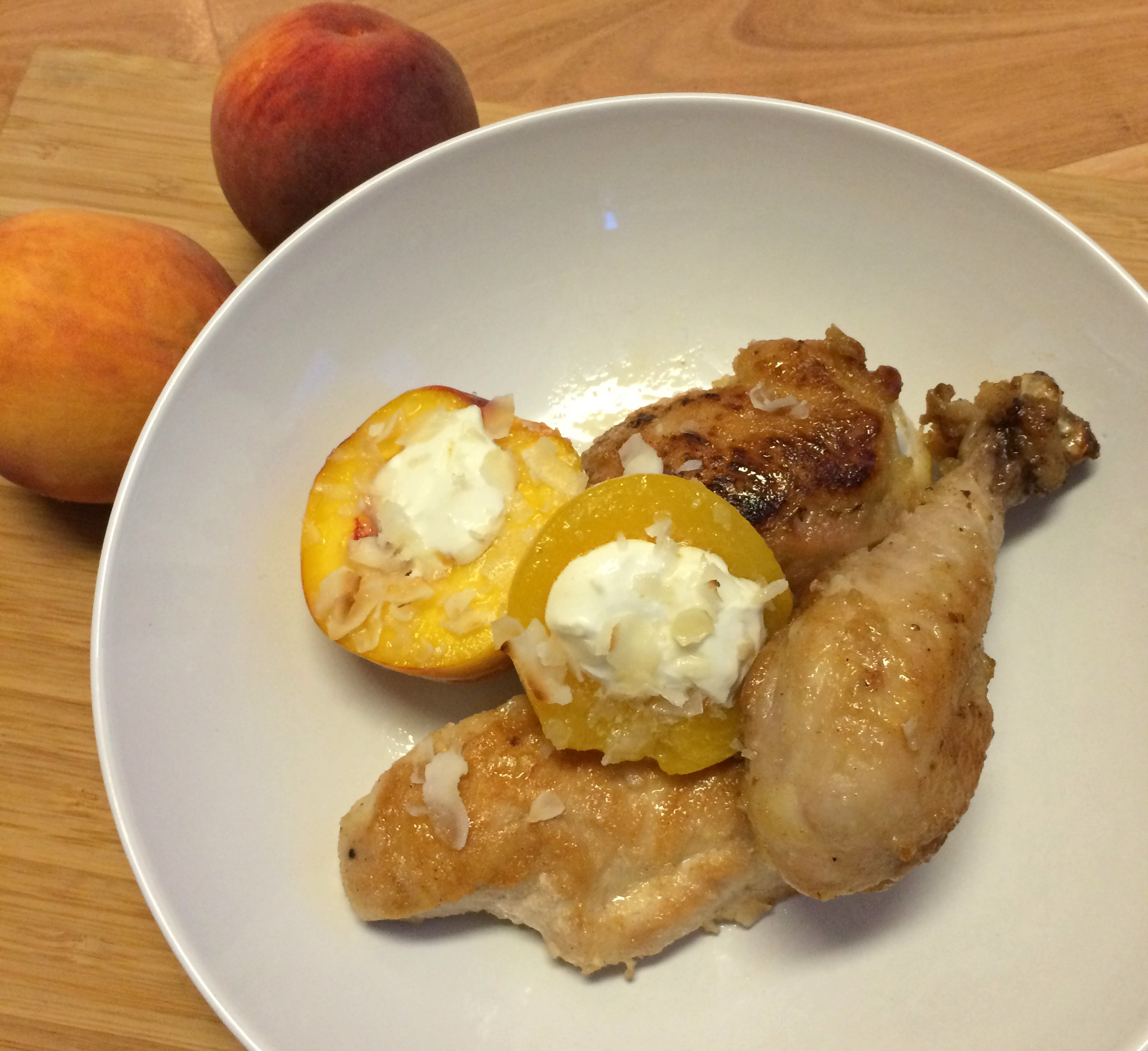 Peach Chicken