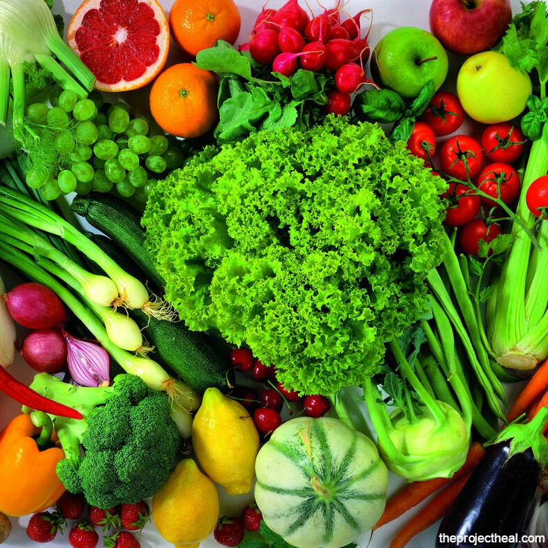 Clean Eating Resolutions