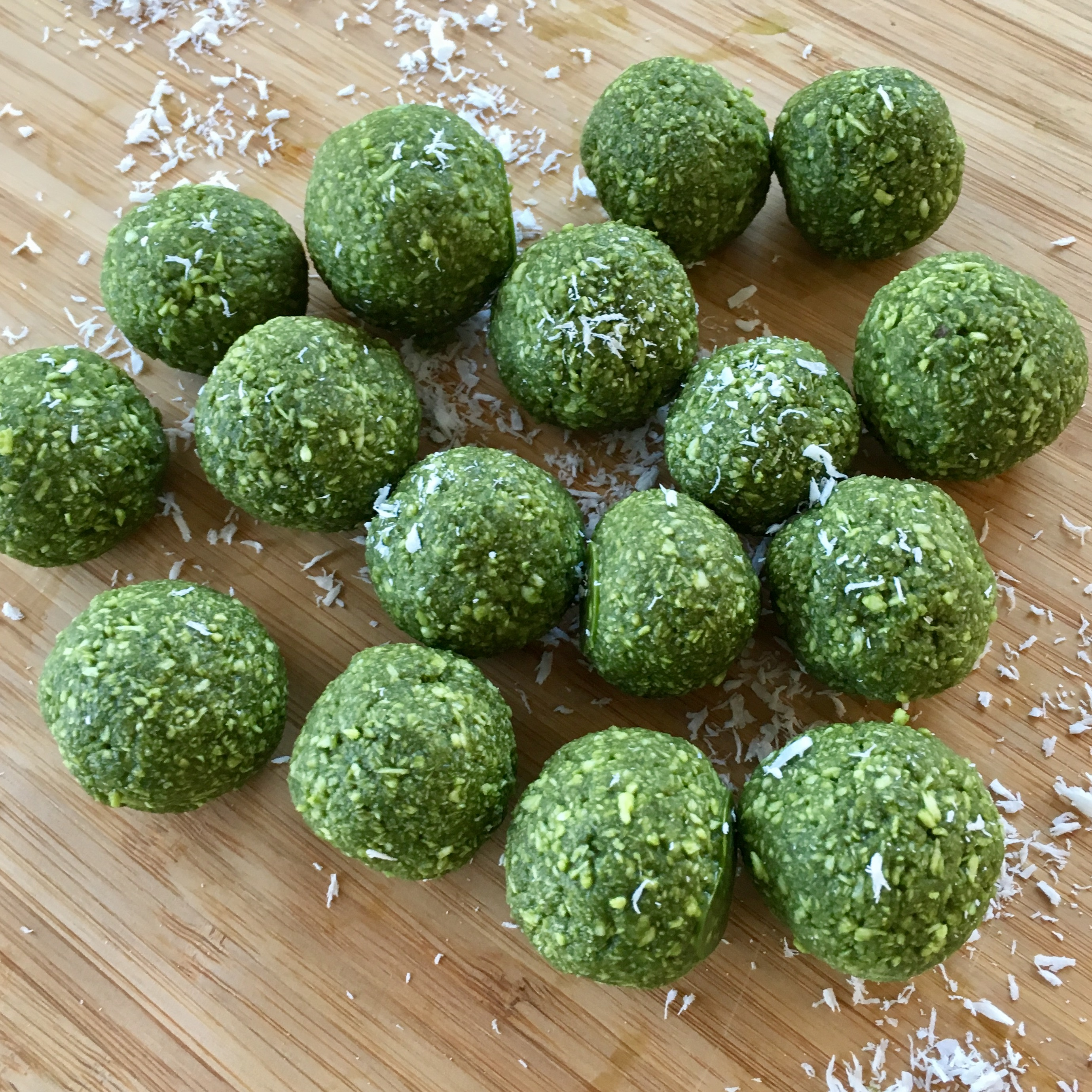 Matcha Energy Balls The Sisters Kitchen Ball Cup Oat
